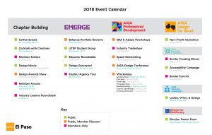 2018 Calendar Plan
